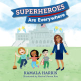 Superheroes Are Everywhere cover small