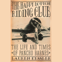 The Happy Bottom Riding Club Cover