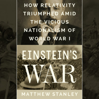 Einstein's War cover