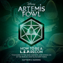Artemis Fowl: How to Be a LEPrecon Cover