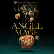 Angel Mage Cover