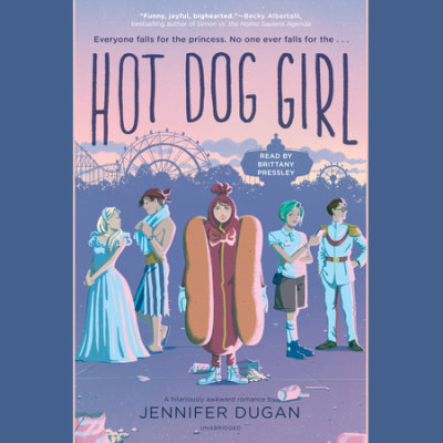 Hot Dog Girl cover