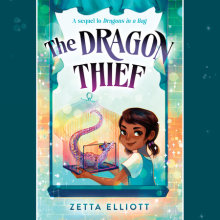 The Dragon Thief Cover