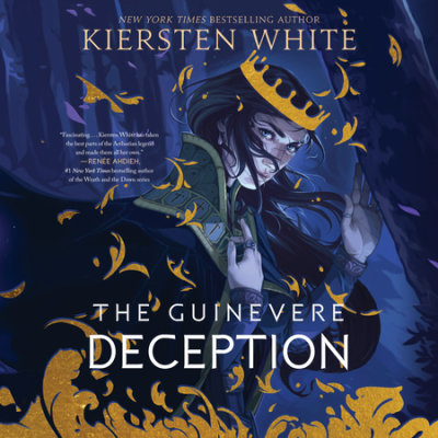 The Guinevere Deception cover