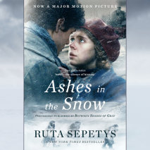 Ashes in the Snow (Movie Tie-In) Cover