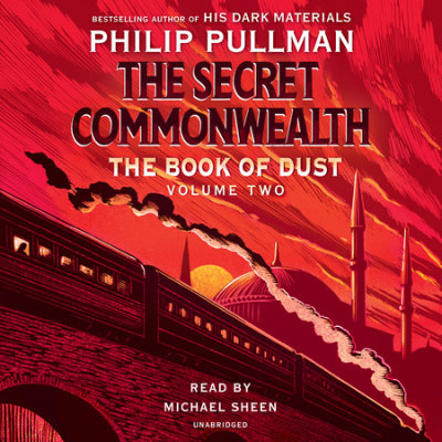 The Book of Dust: The Secret Commonwealth (Book of Dust, Volume 2) cover