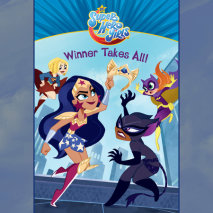 Winner Takes All! (DC Super Hero Girls) Cover