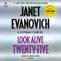 Look Alive Twenty-Five Cover