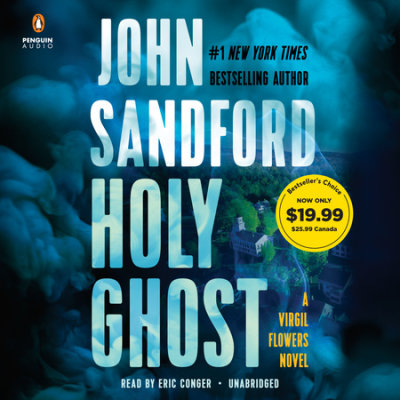 Holy Ghost cover