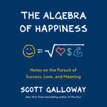 The Algebra of Happiness Cover