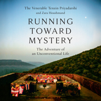 Running Toward Mystery cover