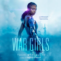 War Girls Cover