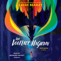 The Bootlace Magician Cover