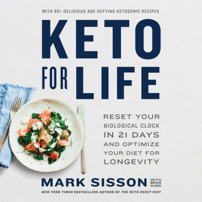 Keto for Life cover