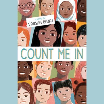 Count Me In cover