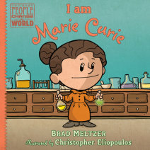 I Am Marie Curie Cover