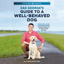 Zak George's Guide to a Well-Behaved Dog Cover