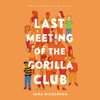 Last Meeting of the Gorilla Club cover