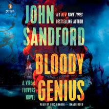 Bloody Genius Cover