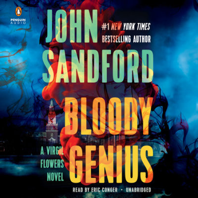 Bloody Genius cover