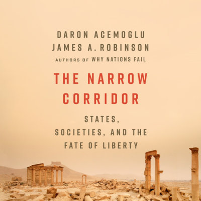 The Narrow Corridor cover