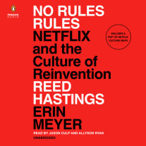 No Rules Rules Cover