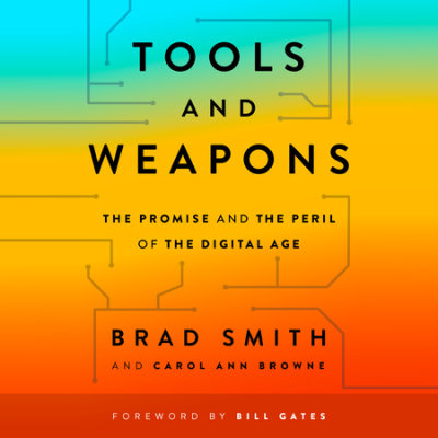 Tools and Weapons cover