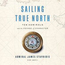 Sailing True North Cover