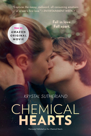 Chemical Hearts by Krystal Sutherland: 9780593109670 |  PenguinRandomHouse.com: Books