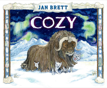 Book Cover for Cozy