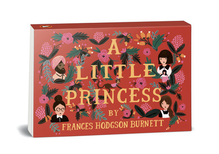 Penguin Minis: A Little Princess by Frances Hodgson Burnett