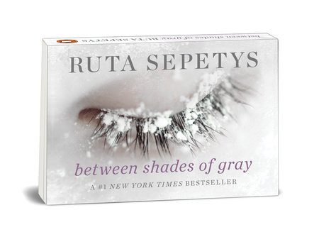 Penguin Minis Between Shades Of Gray By Ruta Sepetys