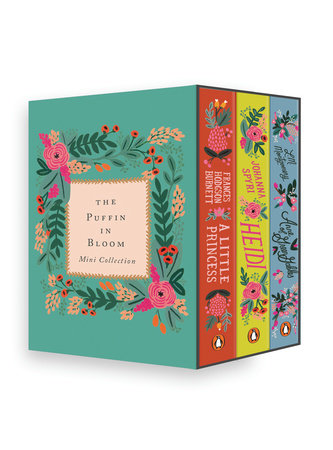 Penguin Mini Puffin in Bloom boxed set by Various