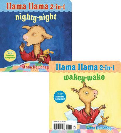 Llama Llama Wakey-Wake
