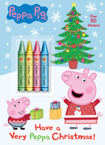 Have a Very Peppa Christmas! (Peppa Pig)