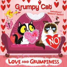 Love and Grumpiness (Grumpy Cat)