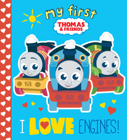 I Love Engines! (Thomas & Friends) by Random House