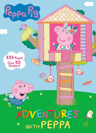 Adventures with Peppa (Peppa Pig) by Golden Books: 9780593122754 ...