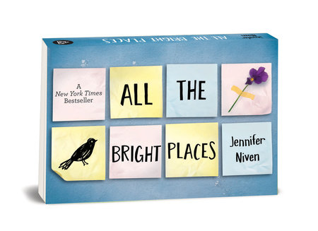 Random Minis: All the Bright Places by Jennifer Niven