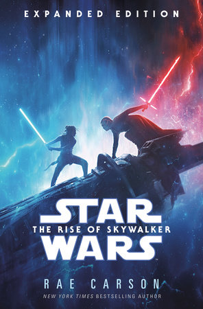 The cover of the book The Rise of Skywalker: Expanded Edition