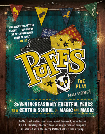 Puffs: The Essential Companion by Jason Fry and Matt Cox