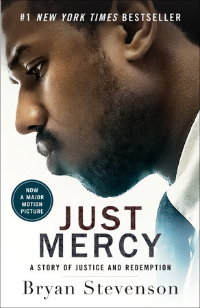 The cover of the book Just Mercy