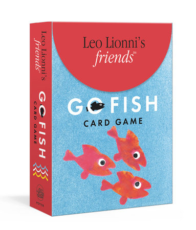Swimmy and Friends Go Fish: A 3-in-1 Card Deck by Leo Lionni