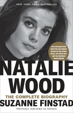The cover of the book Natalie Wood