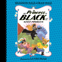 The Princess in Black and the Giant Problem Cover