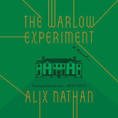 The Warlow Experiment cover