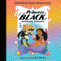 The Princess in Black and the Mermaid Princess Cover