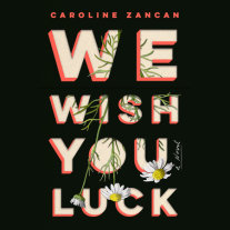We Wish You Luck Cover