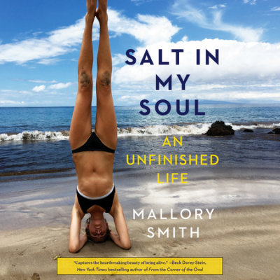 Salt in My Soul cover
