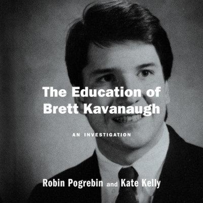 The Education of Brett Kavanaugh cover